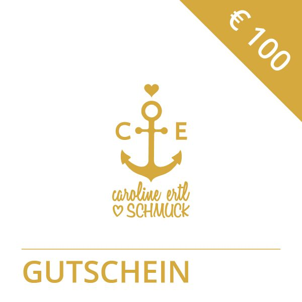 Caroline ERtl Schmuck handgemacht - Geschenkgutscheine